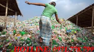 Thu mua nhựa phế liệu tại cơ sở An Thái