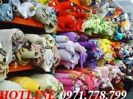 Thu mua thanh lý vải phế liệu tại Hà Nội