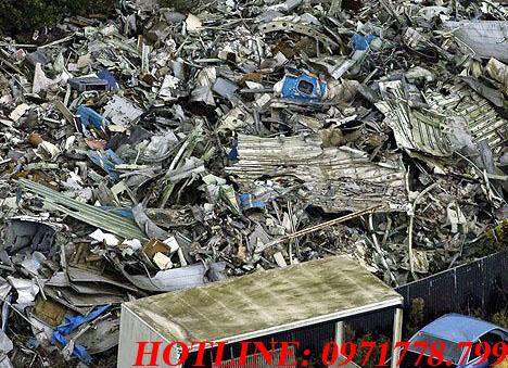 Thu mua nhôm phế liệu tại Hà Nội