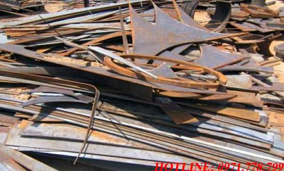 Thu mua sắt phế liệu tại Hà Nội