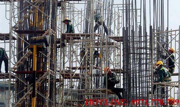 Thu mua sắt công trình xây dựng