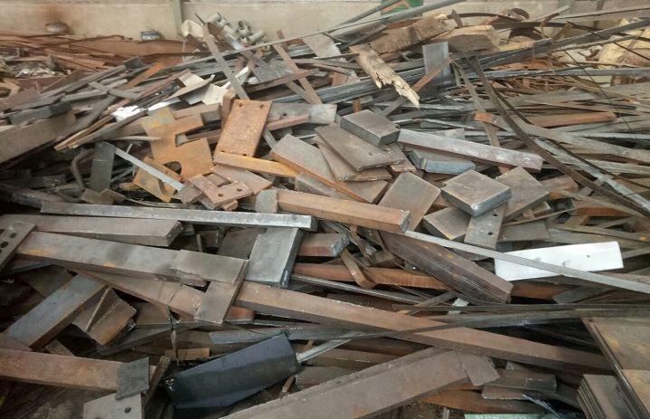 Thu mua phế liệu sắt vụn tại khu công nghiệp bình xuyên